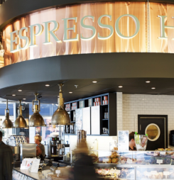 The Success of Espresso House