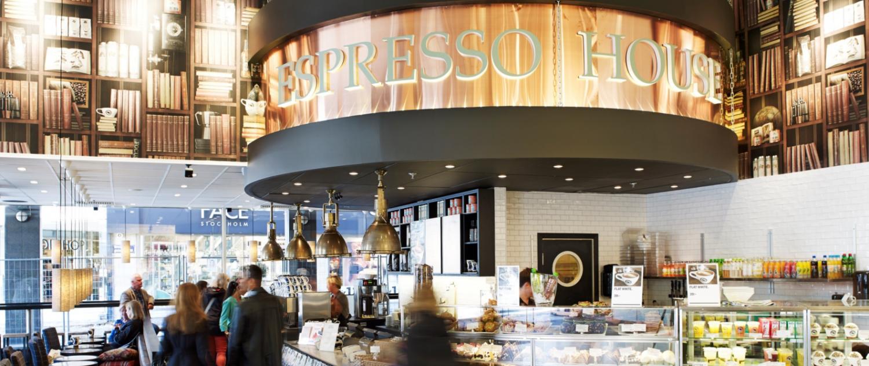 Espresso House Coffee Shop