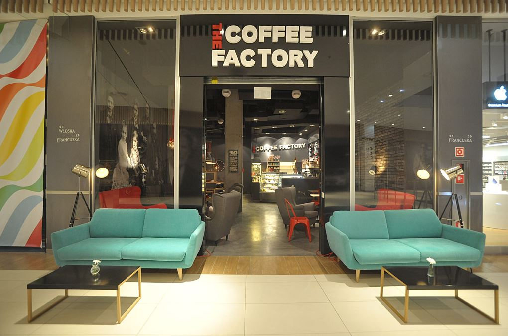 The Coffee Factory Europe Middle East Cofffee Symposium