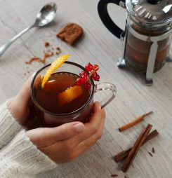 Winter Spice and All Things Nice