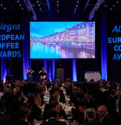 2017 European Coffee Award Nominees