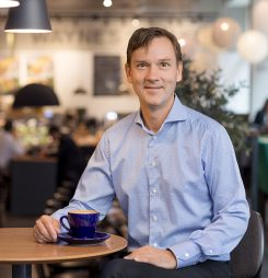 How Wayne's Coffee is exporting Swedish fika to the masses