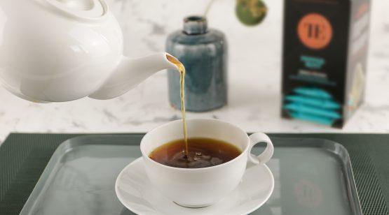 A steamy hot cup of 'superherb' tea