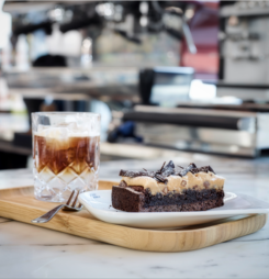 The Perfect Pairing: Coffee and Cake